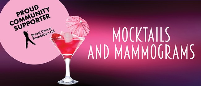 Mocktails and Mammograms