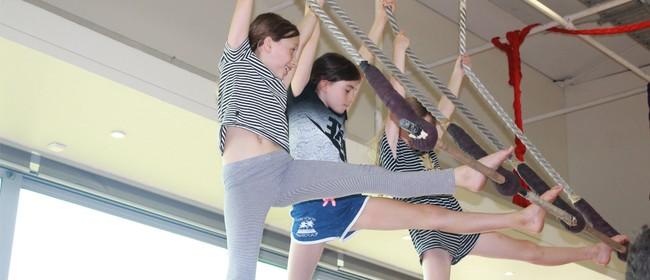 October School Holiday Programmes: Circus Arts (8+ Years)