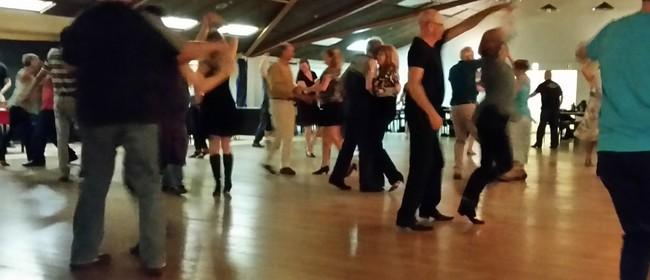 Tea Dance With Fevah Modern Jive
