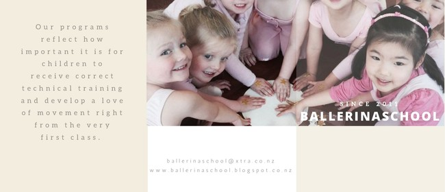 Ballerinaschool Summer Showcase