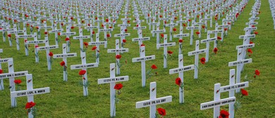 Blessing of Passchendaele Field of Rememberance