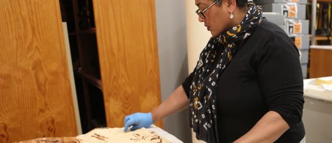 Curator Talk: Treasures From the Waikato Museum