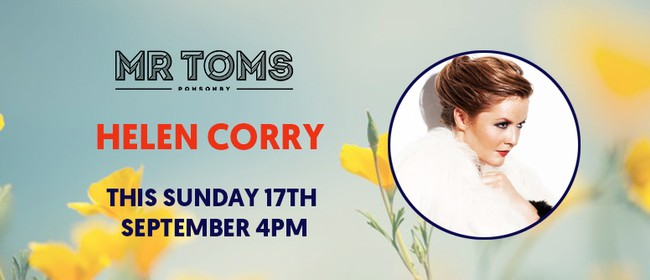 Sunday Session with Helen Corry