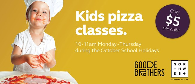 Kids Pizza Classes: SOLD OUT