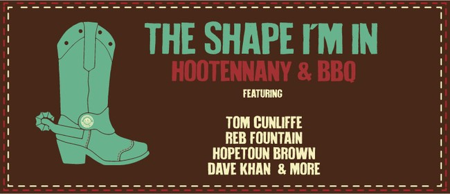 The Shape I'm In - Southern Fork Americana Fest