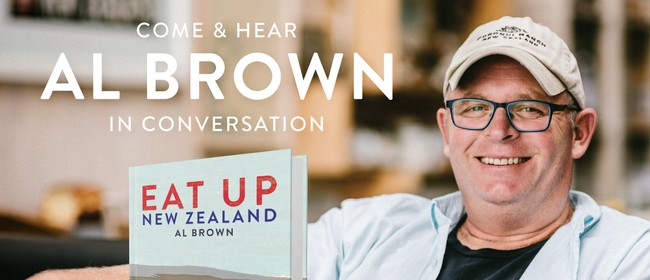 Eat Up Christchurch: Al Brown and Gary McCormick