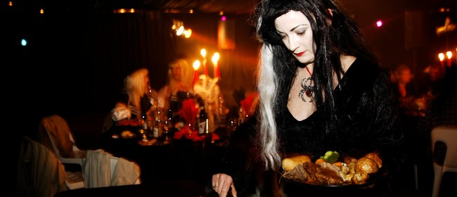 Spookers Bloody Buffet + R16 Attractions