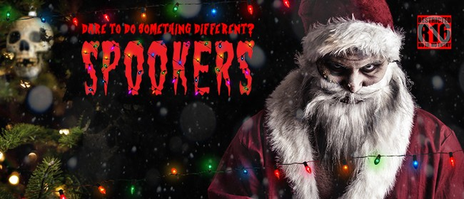 Spookers Christmas Buffet + R16 Attractions