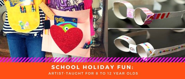Artists Portable Explorer Kit - School Holiday Fun
