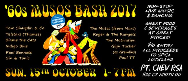 2017 Muso's Bash