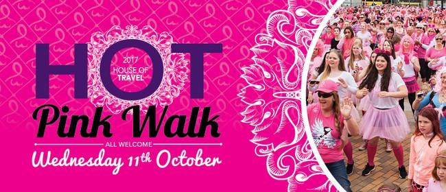 Hot Pink Walk