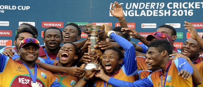 ICC Under19 Cricket World Cup 2018 - England v Namibia