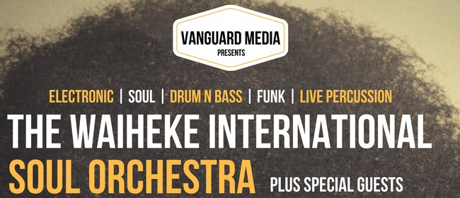 The Waiheke International Soul Orchestra