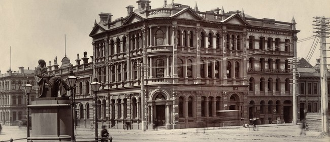 Lawson Lecture by David Murray on Dunedin's Early Architects