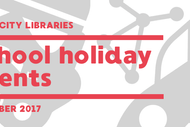 Eastbourne Library School Holiday Events