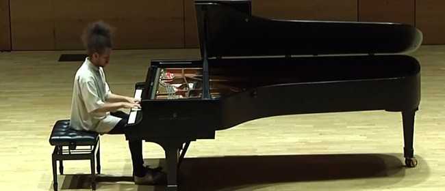 Sunday Recital: Pianist Liam Wooding