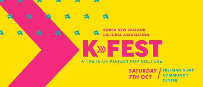 K-Fest: A Taste of Korean Pop Culture