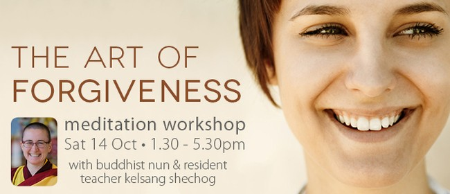 The Art of Forgiveness Workshop