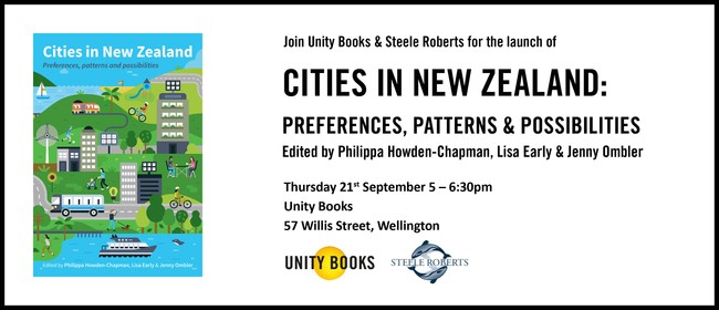 Launch - Cities In New Zealand