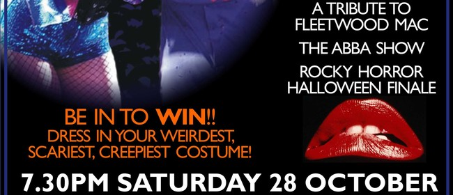 Halloween Party with Rocky Horror Show
