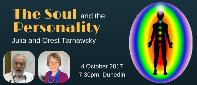 Public Talk - The Soul and The Personality