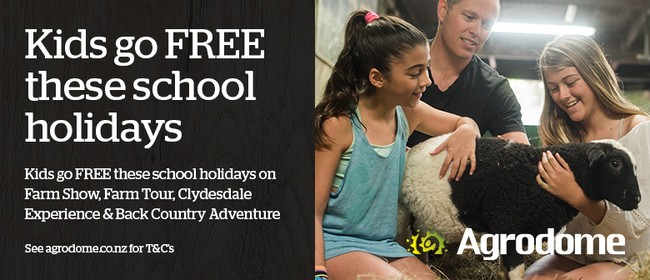Kids Go Free These School Holidays