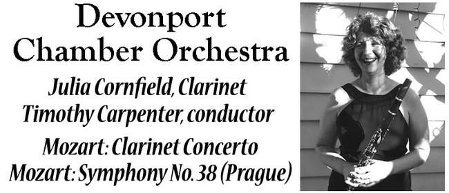 Devonport Chamber Orchestra Mozart Concert