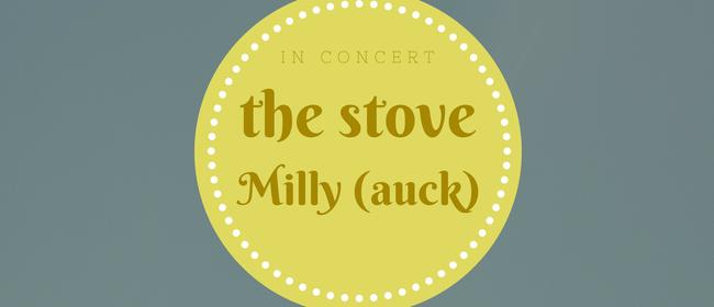 The Stove & Milly - Arts Festival South Taranaki 2017