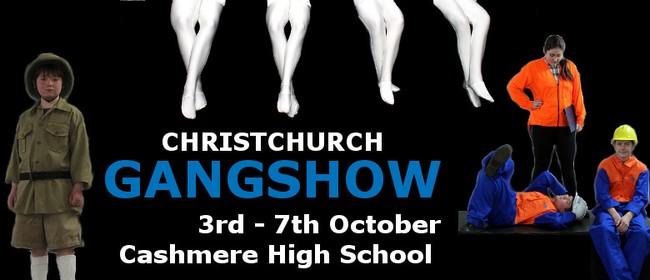 Christchurch Gang Show 2017