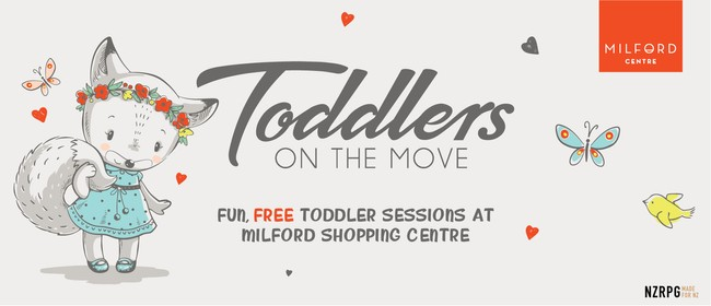Toddlers On the Move