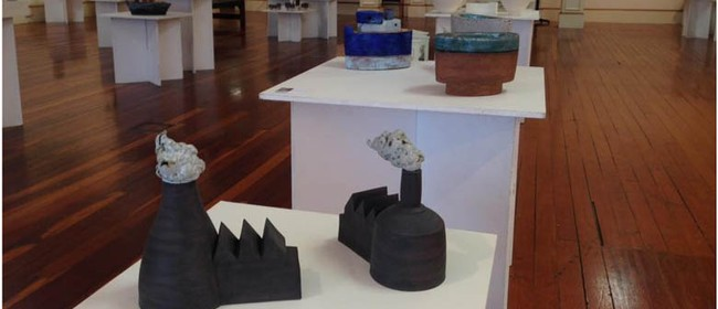 Otago Potters Group Annual Exhibition & Sale