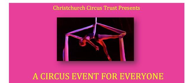 Circus Have a Go Fundraiser