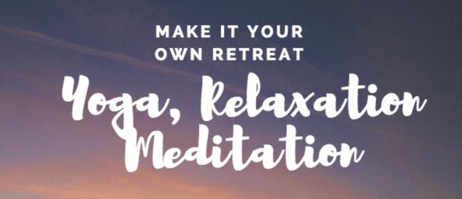 Yoga, Relaxation and Meditation
