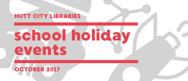Stokes Valley Library School Holiday Events