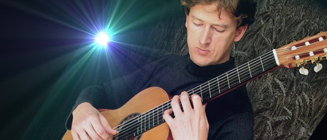 Classical Guitar Concert - Bruce Paine