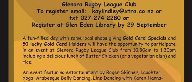 Glen Eden Goes Gold 2017