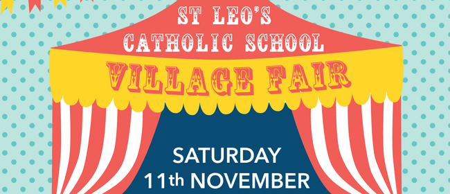 St Leo's School Village Fair