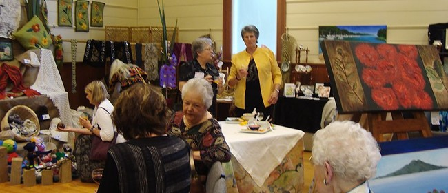 Kowhai Festival Art & Craft Fair