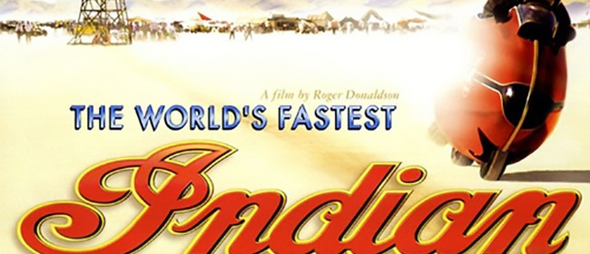 The World's Fastest Indian - NZ Film Festival