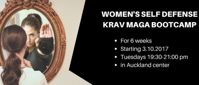 Krav Maga Women's Self Defense 6-week Bootcamp