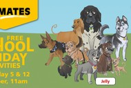 Animates Coastlands - School Holiday Programme