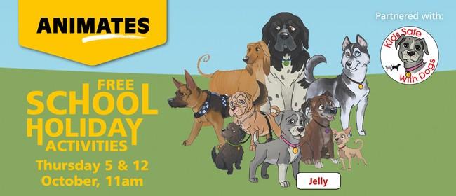 Animates Whanganui - School Holiday Programme