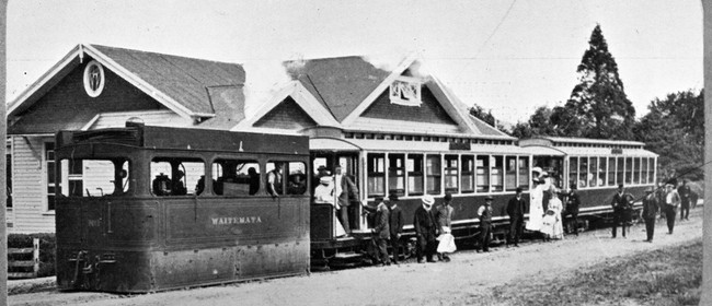 Takapuna Tramways and Ferry Company Ltd 1909 -1927