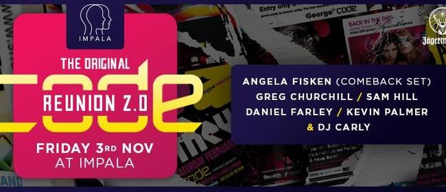 The Original Code Reunion 2.0: Angela Fisken & Greg Church