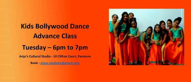 Bollywood Dance Advance Kids Class
