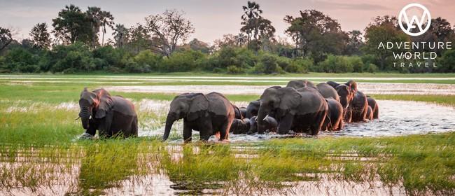 Africa Travel Information Evening With Adventure World