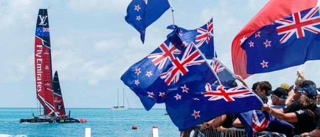 America's Cup Is Coming to Edgecumbe
