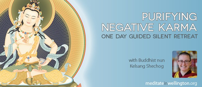 Purifying Negative Karma - One Day Guided Silent Retreat