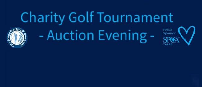 Harcourts Taupō SPCA Charity Golf Tournament