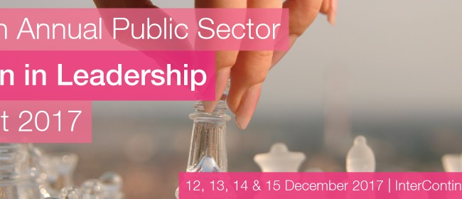 The 5th Annual Public Sector Women In Leadership Summit 2017